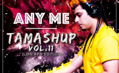 Any Me, Tamashup Volume-11 Low BPM Edition, Any Me Album, Tamasha Volume 11 album, Bollywood Songs, Bollywood Remixes, Bollywood Remix Music