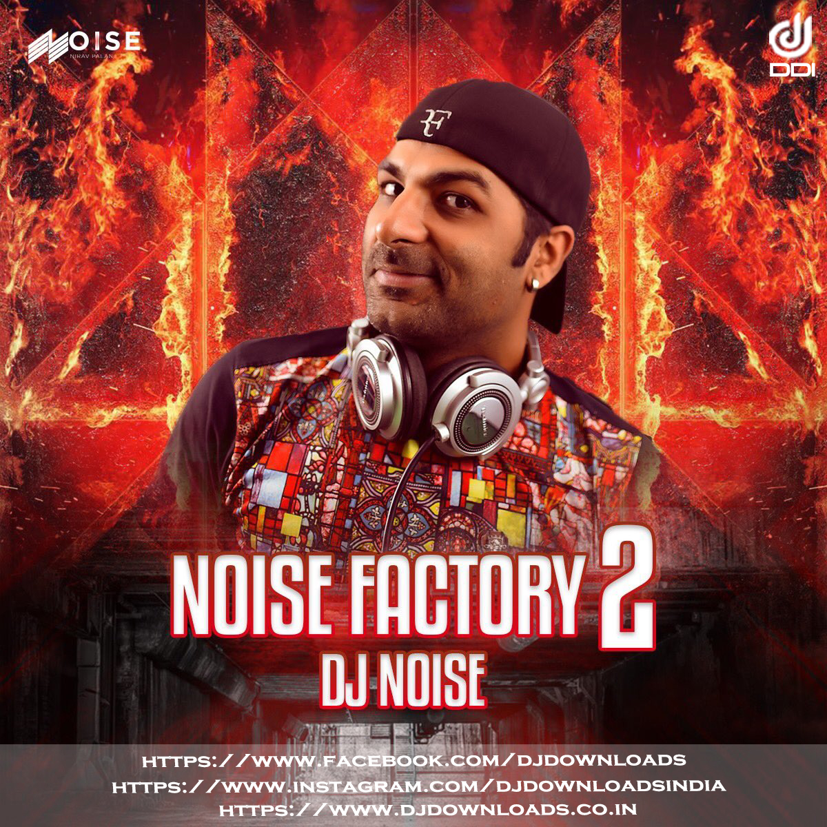 Noise Factory 2, Dj Noise, DJ Noise Album, Noise Factory, Dj Noise Noise Factory, Bollywood Remix, Bollywood Album, Bollywood Remix Album
