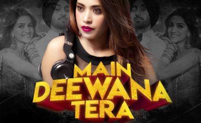 Dj Nashley, Bollywood Music, Bollywood Music Remix, Mai Deewana Tera