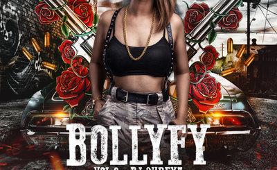 BOLLYFY VOL.3 - DJ SHREYA