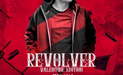 REVOLVER VOL.2 (VALENTINE'S EDITION) - AXONN