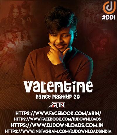 VALENTINE DANCE MASHUP 2.0 - AR IN