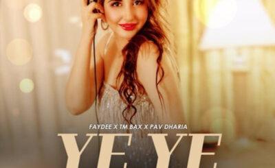 YE YE (REMIX) - FAYDEE X TMBAX X PAV DHARIA - DJ TRIPTI