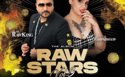 RAWSTARS VOL.3 - DJ RAWKING X DJ RAWQUEEN