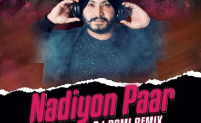 NADIYON PAAR (REMIX) - LET THE MUSIC PLAY - DJ PAMI