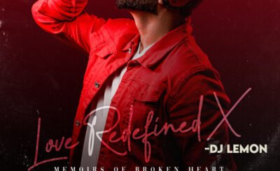 LOVE REDEFINED X - DJ LEMON